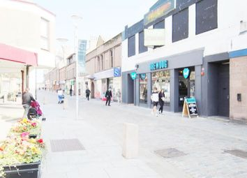 Thumbnail Commercial property for sale in 57-61, Marischal Street, Peterhead AB421Pr