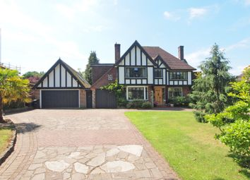 Thumbnail 5 bed detached house for sale in Ruden Way, Epsom Downs