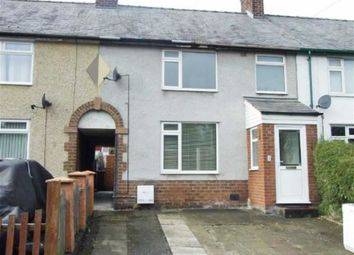 Thumbnail 3 bed terraced house for sale in Bryn Clyd, Leeswood, Flintshire