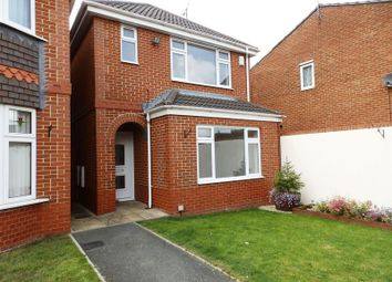 Thumbnail 3 bedroom detached house for sale in The Fields, Stratton St. Margaret, Swindon