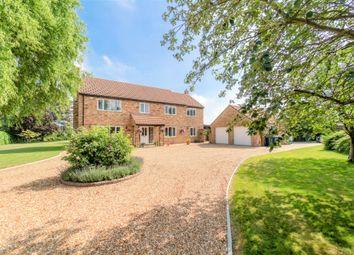 Ramsey Road, Kings Ripton, Huntingdon PE28. 4 bed detached house