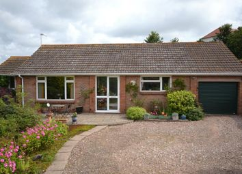 Thumbnail 3 bedroom detached bungalow for sale in Tidwell Close, Budleigh Salterton, Devon