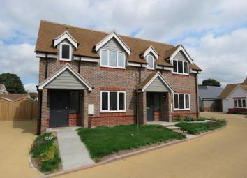 Thumbnail 3 bed semi-detached house for sale in Austen Gardens, Hayling Island