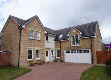 Thumbnail 5 bed detached house for sale in Terringzean View, Cumnock