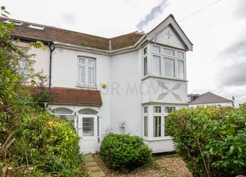 Thumbnail 3 bed semi-detached house for sale in Cranston Gardens, Chingford, London