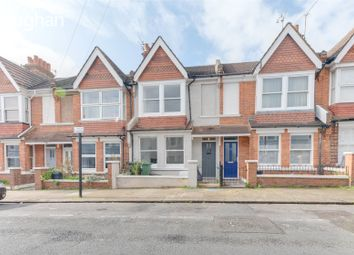 Thumbnail 4 bedroom terraced house to rent in Shelley Road, Hove