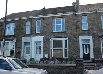Thumbnail 3 bed terraced house for sale in Wind Street, Ammanford