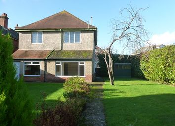 Thumbnail 4 bed detached house to rent in Fernhill Lane, New Milton