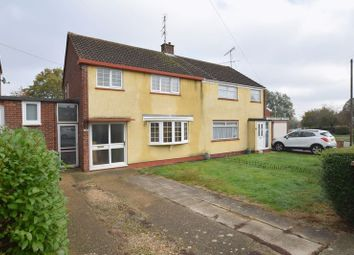 Thumbnail 3 bedroom semi-detached house for sale in Warwick Road, Bletchley, Milton Keynes