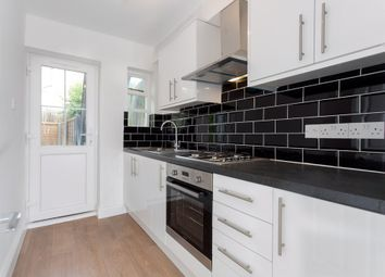 Thumbnail 1 bed flat to rent in Marquis Road, London