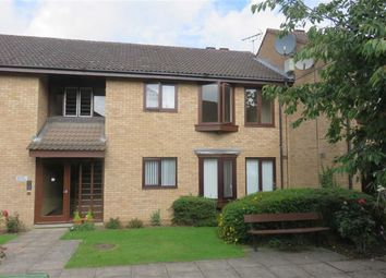 Thumbnail 2 bed flat for sale in Vale End, Thurnby, Leicester