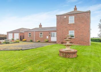 Thumbnail 4 bed detached house for sale in Thorpe Bank, New Leake, Boston