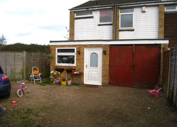 Thumbnail 3 bed semi-detached house for sale in Brade Drive, Walsgrave, Coventry