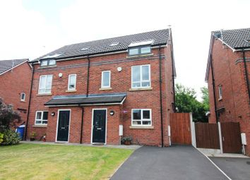 Thumbnail 3 bed semi-detached house for sale in Rothay Close, Urmston, Manchester