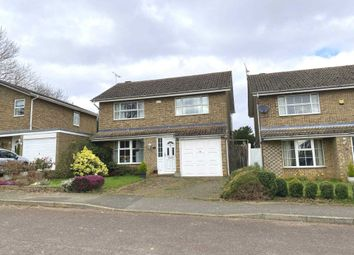 Thumbnail 4 bed detached house for sale in Kedleston Rise, Banbury
