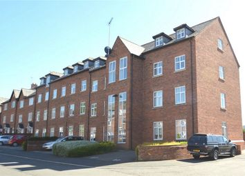 Thumbnail 2 bed flat for sale in Eastgate, Macclesfield, Cheshire