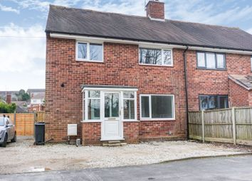 Thumbnail 3 bed semi-detached house for sale in Rushmead Grove, Birmingham