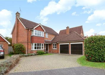 Thumbnail 4 bed detached house for sale in The Grange, Shepherds Lane, Caversham Heights