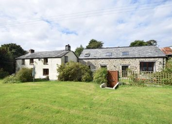 Thumbnail 7 bed property for sale in Jacobstow, Cornwall