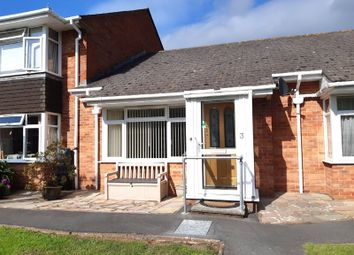 Thumbnail 1 bed terraced bungalow for sale in Long Causeway, Exmouth
