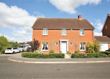Thumbnail 4 bedroom detached house for sale in Harvey Way, Rendlesham, Woodbridge
