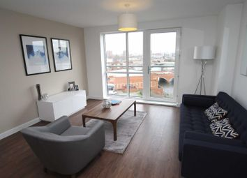 Thumbnail 2 bed flat to rent in The Riley Building, Derwent Street, Salford