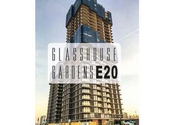 Thumbnail 1 bed flat for sale in Cassia Point, Glasshouse Garden, Startford