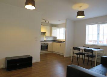 Thumbnail 2 bedroom flat to rent in Treble Close, Buckingham