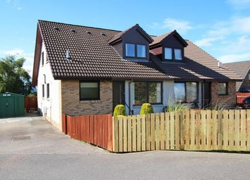 Thumbnail 2 bed terraced house to rent in Towerhill Gardens, Cradlehall, Inverness