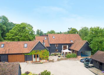 Thumbnail 5 bed barn conversion for sale in Finings Barn, Lane End