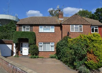 Thumbnail 3 bed semi-detached house for sale in Cranwell Gardens, Bishop's Stortford