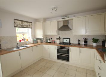 Thumbnail 4 bed town house for sale in Bridge Green, Birstall, Leicester