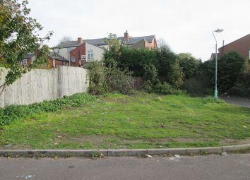 Thumbnail Land for sale in Webster Close, Sparkbrook, Birmingham