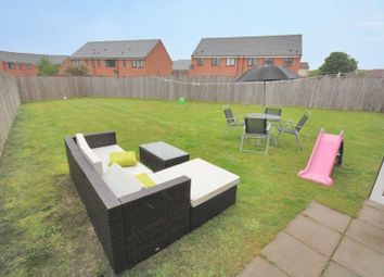 Thumbnail 3 bed town house for sale in Rossett Way, Redcar