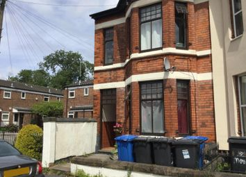 Thumbnail 3 bed terraced house for sale in Flats A-C Mount Carmel Street, Derby