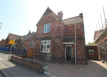 Thumbnail 3 bed detached house for sale in Horninglow Road North, Burton-On-Trent