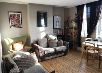 Thumbnail 3 bed flat to rent in Crouch End Hill, London