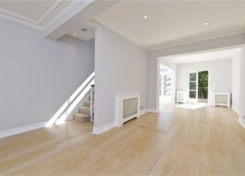 Thumbnail 4 bed terraced house to rent in Chester Row, Belgravia, London