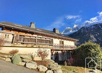 Thumbnail 3 bed apartment for sale in Rhône-Alpes, Haute-Savoie, Chamonix-Mont-Blanc