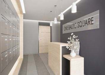Thumbnail 2 bed flat for sale in One Baltic Square, Grafton Street, Liverpool