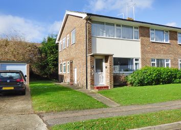 Thumbnail 2 bed flat for sale in Elm Place, Rustington, Littlehampton
