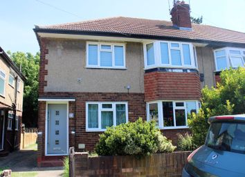 Thumbnail 2 bed flat for sale in Dockwell Close, Feltham