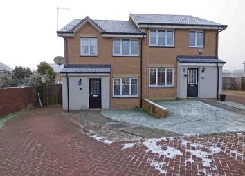 Thumbnail 3 bed semi-detached house for sale in Hamilton Gardens, Armadale, Bathgate