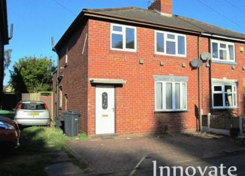 Thumbnail 3 bed semi-detached house for sale in Birchfield Lane, Oldbury