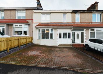 Thumbnail 3 bedroom terraced house for sale in Kinmount Avenue, Glasgow
