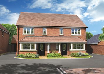 "Thumbnail 3 bed property for sale in ""The Leith"" at Basingstoke Road, Spencers Wood, Reading"