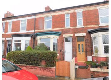 Thumbnail 3 bed terraced house for sale in Bromley Avenue, Manchester