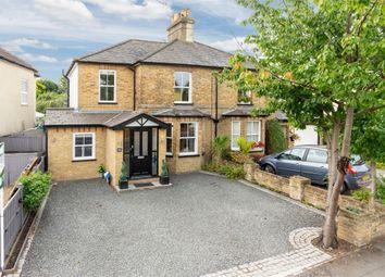 4 bed semi-detached house for sale in Queens Road, Hersham Village, Surrey KT12