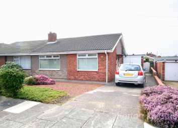 Thumbnail 2 bedroom semi-detached bungalow for sale in Tranmoor Avenue, Bessacarr, Doncaster