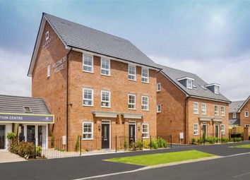 Thumbnail 4 bedroom town house for sale in Lytham Road, Warton, Preston